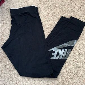 Nike workout/house pant size S